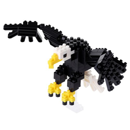 Bald Eagle Nanoblock Constructible Figure