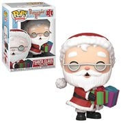 Peppermint Lane Santa Claus Pop! Vinyl Figure