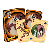 Looney Tunes Taz Playing Cards