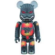 Godzilla Desgodzi Burning Version 100% Bearbrick Figure