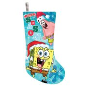 SpongeBob SquarePants 19-Inch Satin Printed Stocking