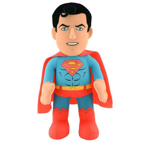 Superman Classic 10-Inch Plush Figure