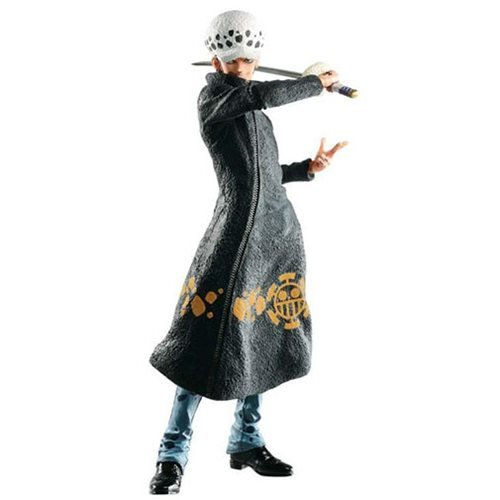One Piece Trafalgar Law 20th Anniversary Masterlise Statue, Not Mint