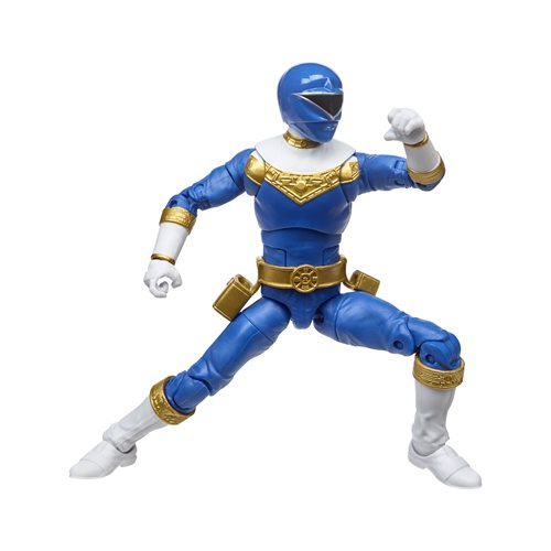 Power Rangers Lightning Collection 6-Inch Figures Wave 4