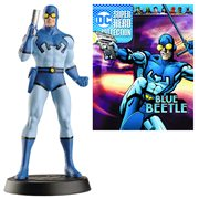 DC Superhero Best Of Blue Beetle Figure with Collector Magazine #41