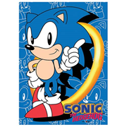 Sonic the Hedgehog Classic Sonic Wall Scroll
