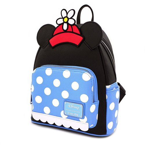 Minnie Mouse Classic Polka Dot Mini-Backpack