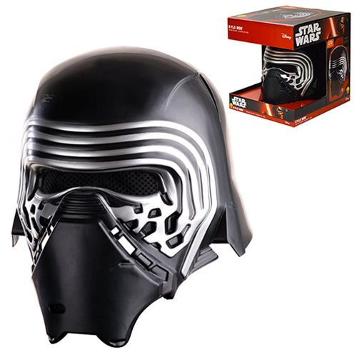 Star Wars: Episode VII - The Force Awakens Kylo Ren 2-Piece Helmet