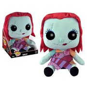 Nightmare Before Christmas Sally Mega Pop! Plush Figure