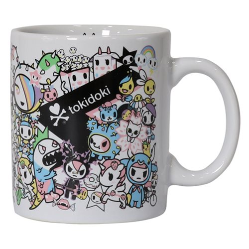 Tokidoki Pastel Pop All Over Print Mug