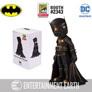 DC Collectibles' DC Artists Alley Batman by Chris Uminga Matte Black & Gold Variant Vinyl Figure - SDCC 2018 Exclusive
