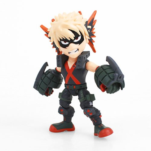 My Hero Academia Katsuki Bakugo Action Vinyl Figure