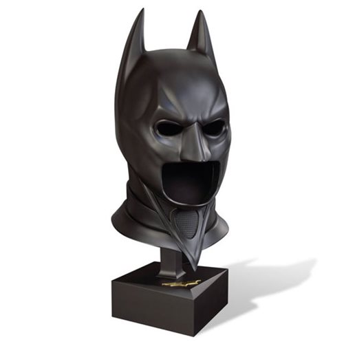 Batman The Dark Knight 1:1 Scale Cowl Replica