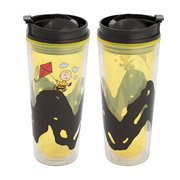 Peanuts Charlie Brown 16 oz. Acrylic Travel Tumbler