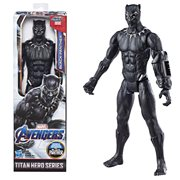 Avengers: Infinity War Titan Hero Series Power FX Black Panther 12-Inch Action Figure