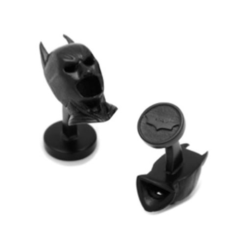Batman 3D Cowl Cufflinks