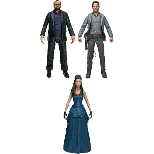 Westworld Select Series 2 Action Figure Set