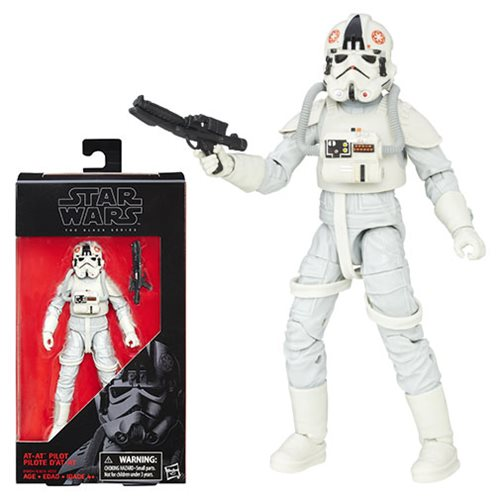 Star Wars The Black Series AT-AT Driver Figure, Not Mint