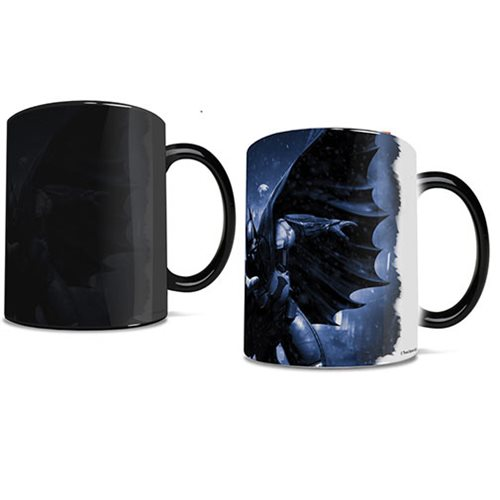 Batman Arkham Origins Batman Morphing Mug