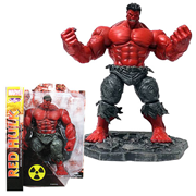 Marvel Select Red Incredible Hulk Action Figure
