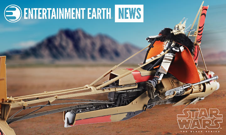 Entertainment Earth News - Your Source of Trending Toy Headlines and More