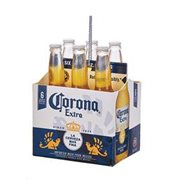 Corona Extra 6-Pack 2 1/2-Inch Resin Ornament