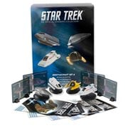 Star Trek Starships Shuttles Exclusive Collector's Set #6 with Collector Magazine