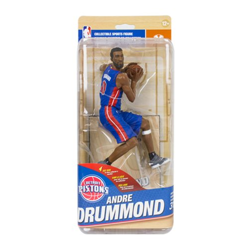 NBA SportsPicks Series 31 Andre Drummond Action Figure