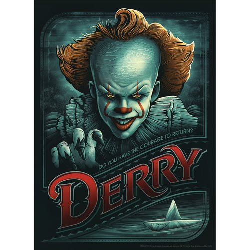 IT Chapter Two Return to Derry 1,000 Piece Puzzle