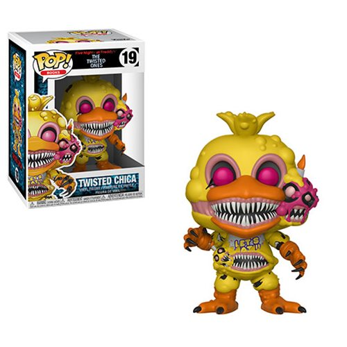 Five Nights at Freddys Twisted Ones Twisted Chica Pop! Vinyl Figure