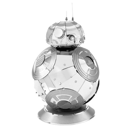 Star Wars: The Force Awakens BB-8 Metal Earth Model Kit