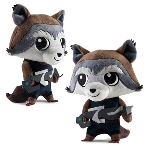 Guardians of the Galaxy Rocket Raccoon Phunny Plush