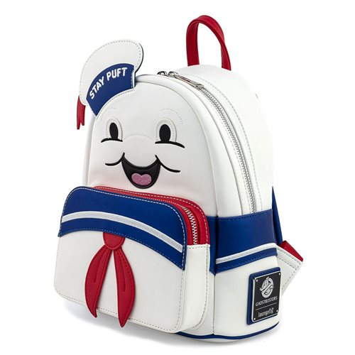 Ghostbusters Stay Puft Cosplay Mini-Backpack