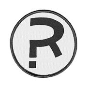 Umbrella Academy The Rumor R Logo Patch