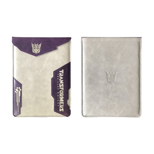 Transformers The Last Knight 13 1/3-Inch Leather Laptop and Tablet Sleeve