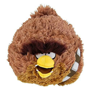 Star Wars Angry Birds 12-Inch Chewbacca Plush