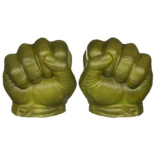 Avengers Movie Hulk Hands Gamma Green Smash Fists