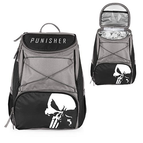 bcf5aa094df Punisher PTX Cooler Backpack - Entertainment Earth