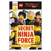 The LEGO Ninjago Movie Secret Ninja Force DK Readers 2 Paperback Book