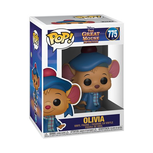 The Great Mouse Olivia Pop! Vinyl Figure