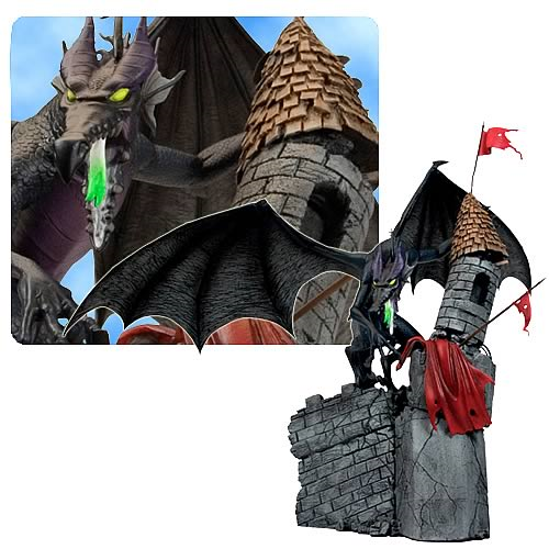 Disney's Dragonkind Maleficent Statue
