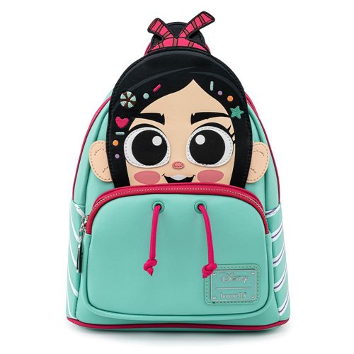 Wreck-It-Ralph Vanellope Cosplay Mini-Backpack