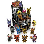 Five Nights at Freddy's Mystery Minis Series 1 Random 4-Pack