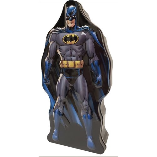 Batman Character Shaped Storage Tin Box