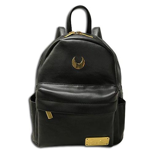 Sailor Moon Black Mini-Backpack