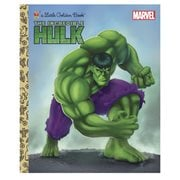 Marvel The Incredible Hulk Little Golden Book