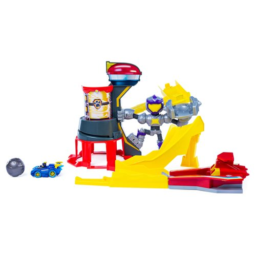 PAW Patrol True Metal Mighty Meteor Die-Cast Track Set with Chase Vehicle