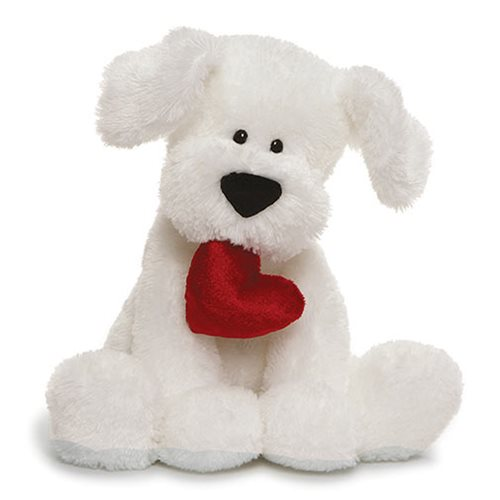 Romeo Dog 10-Inch Plush