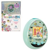 Tamagotchi On Magic Green Electronic Game