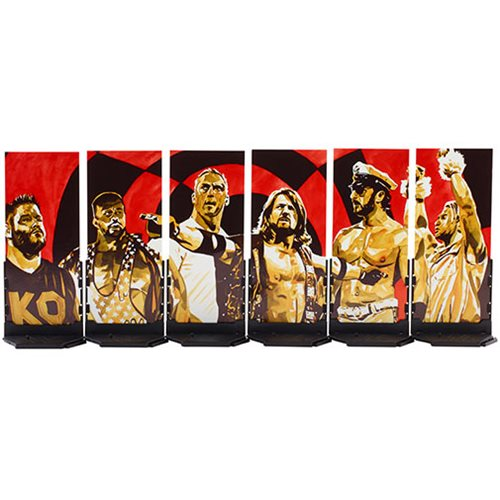 WWE Elite Collection Series 61 Action Figure Case